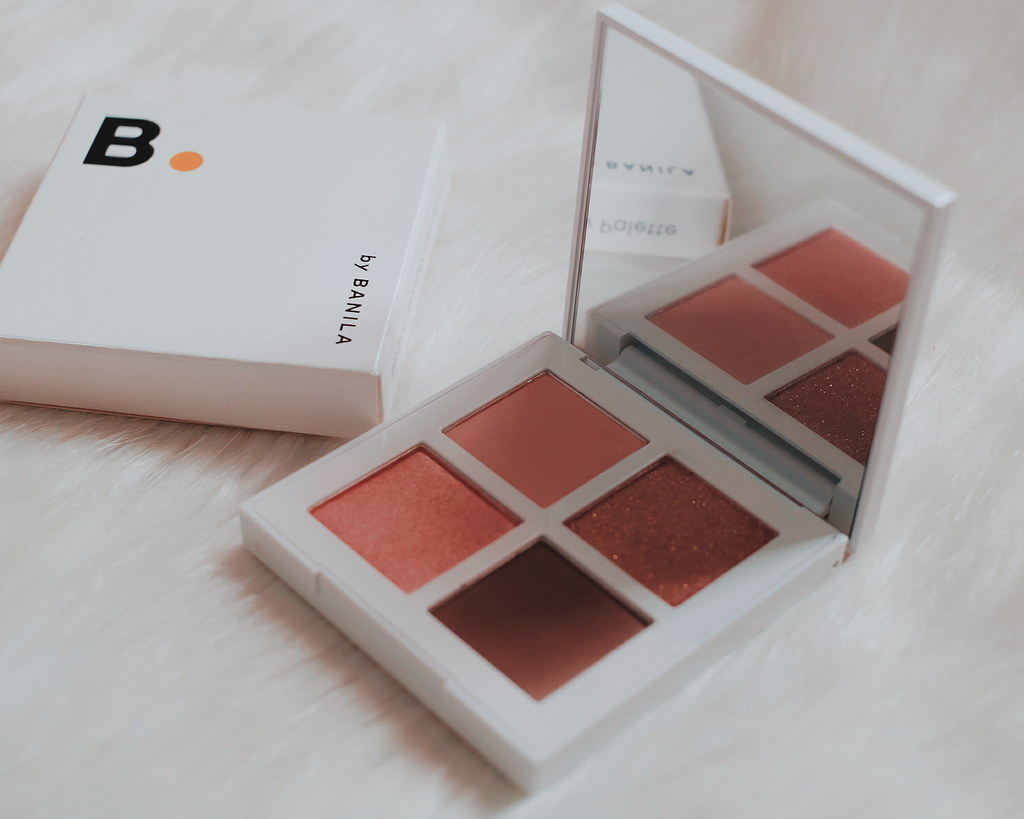 B by Banila Co Eyecrush Shadow Palette Php 975