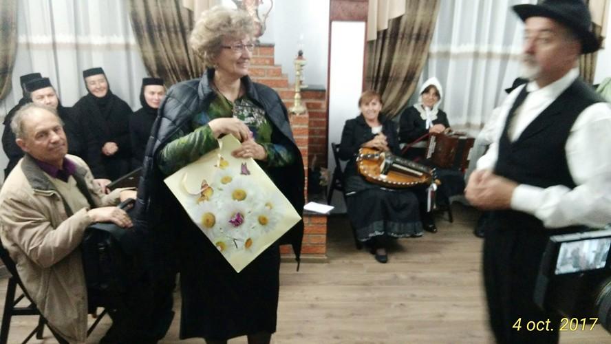 Emilia Țuțuianu CCSV 4 octombrie 2017