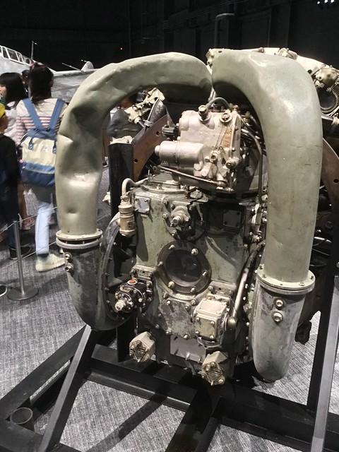 三菱ハ42-21ル(ハ214ル)エンジン IMG_2457