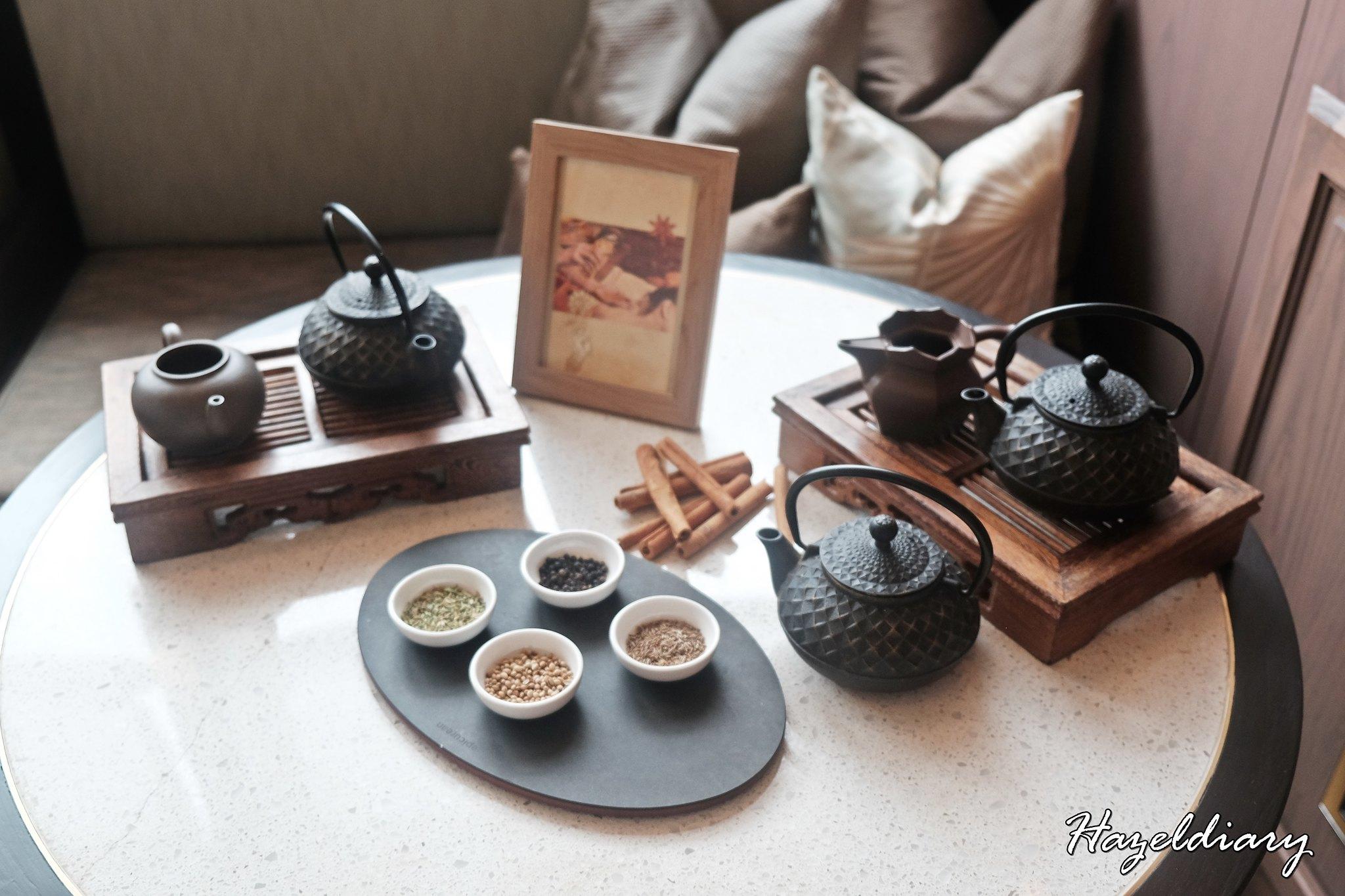 Afternoon Tea Chef's Table Capella Singapore-Tea