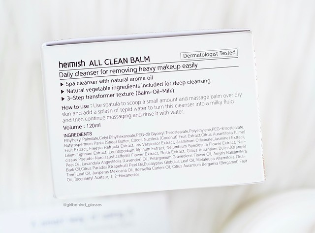 Heimish All Clean Balm4