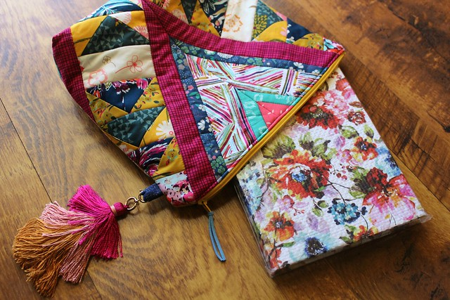 Boho Zipper Pouch Bag
