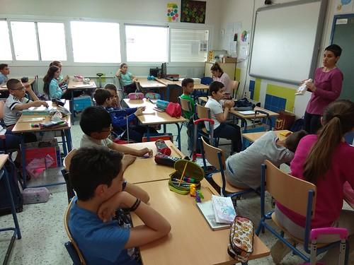 Animación  a la lectura- 3º trimestre- 4ºB