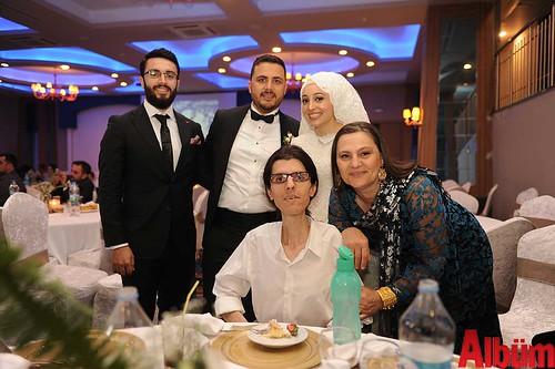 Beyza Gökgül, Hakan Şimşek düğün töreni -2