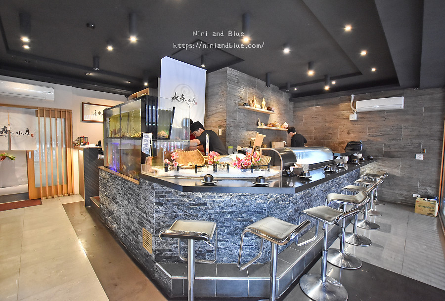 水森水產價格菜單 台中高檔生猛海鮮龍蝦餐廳03