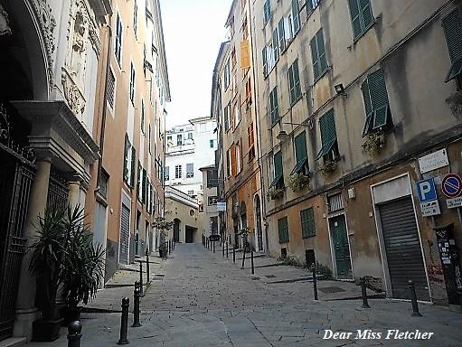 Piazza della Maddalena