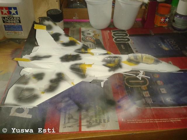 VF-0D Pheonix by Yuswa Esti