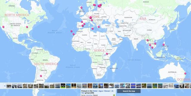 Pildid kaardil