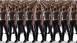 Summer Glau TSCC Cameron carmy dream army lot of multiple