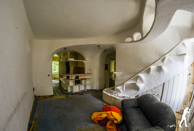 Lost Places Villa Flintstone