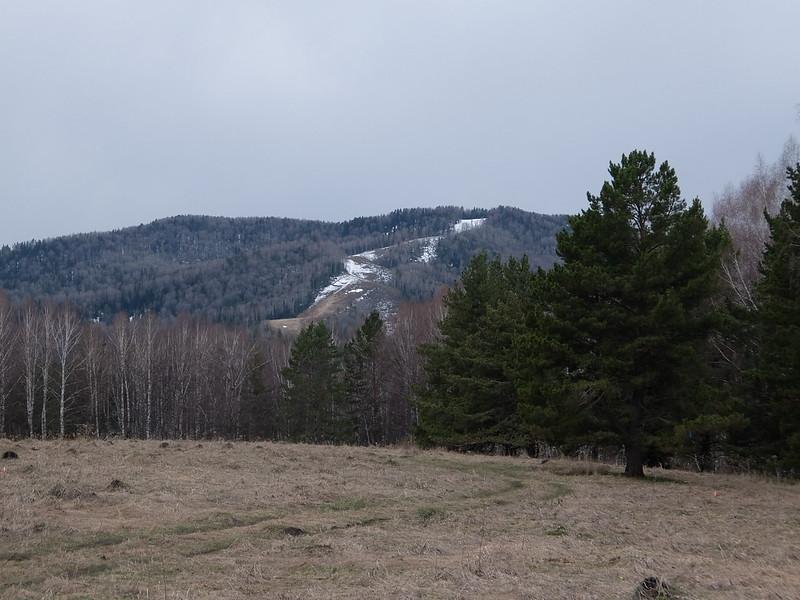 Белокуриха-2 - Вид на горы
