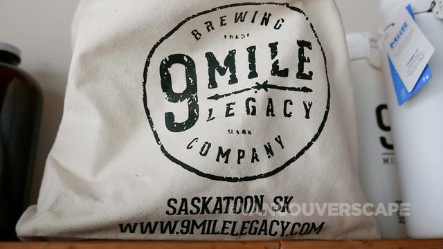 Saskatoon/9 Mile Legacy Brewing
