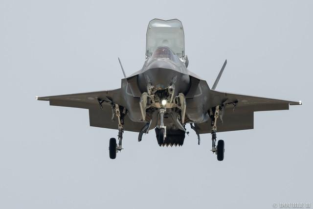 Iwakuni FD 2018 (78) VMFA-121 F-35B VK-04/169168
