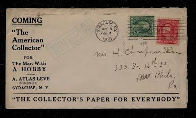 LEVE, A.A. Chapman envelope