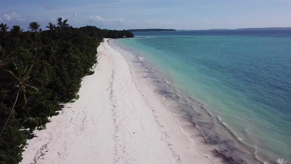 Ngurbloat Beach, Kei Kecil Island, Maluku Tenggara, Moluccas