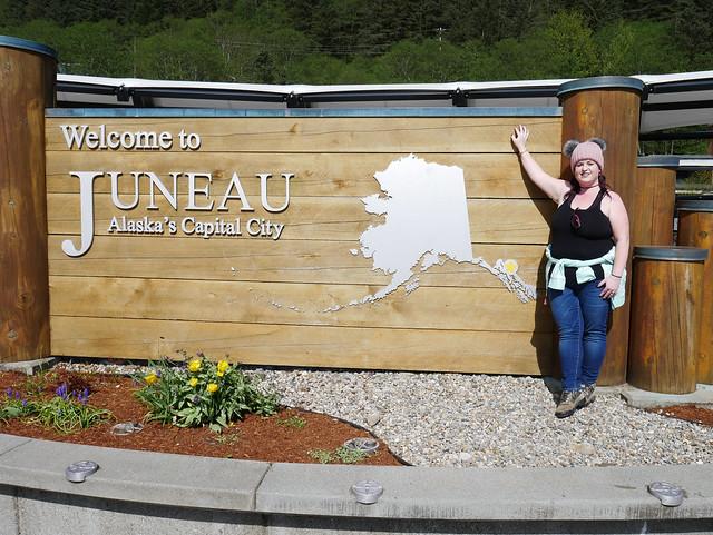 Alaska Cruise - Day 3 - Juneau