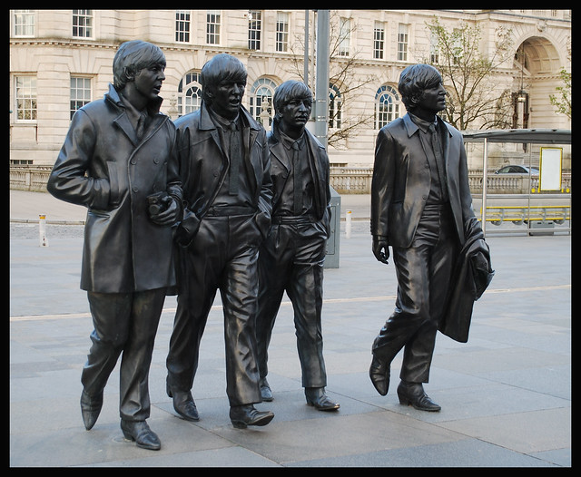 Sending John, Paul, George and Ringo on a tour of Europe.