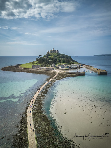 St Michaels Mount (Explored 18-05-2018)