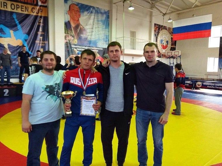 Кубок Владимирской области по грэпплингу