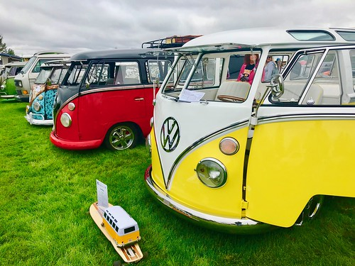 VWs on the Green 2018