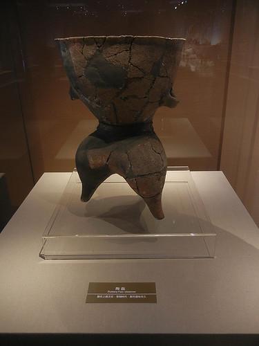 DSCN2276 - Pottery Steamer, Xinle Ruin, Shenyang