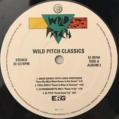 V.A.:WILD PITCH CLASSICS(LABEL SIDE-C)