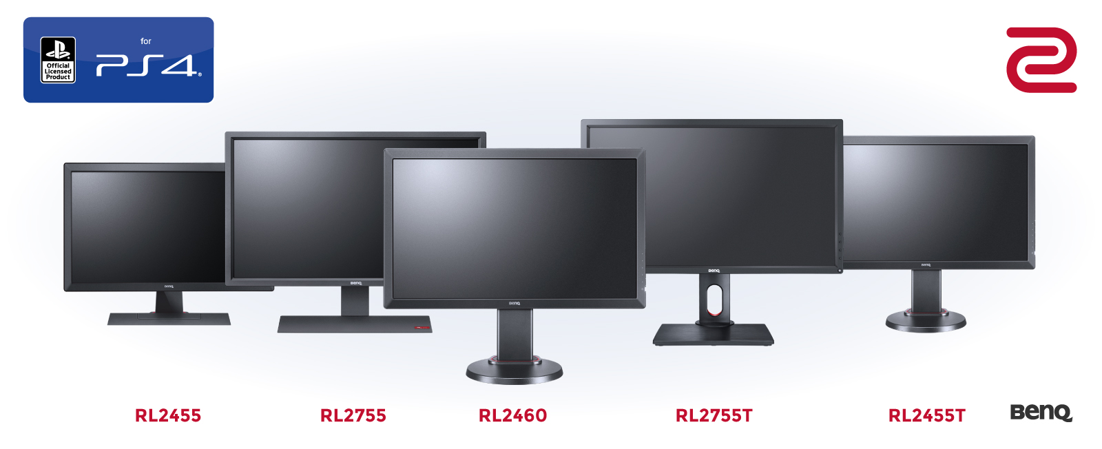 Benq Zowie Rl2755 27 Inch Console Gaming Monitor Introducing The Rl Esports Series For Playstation 4