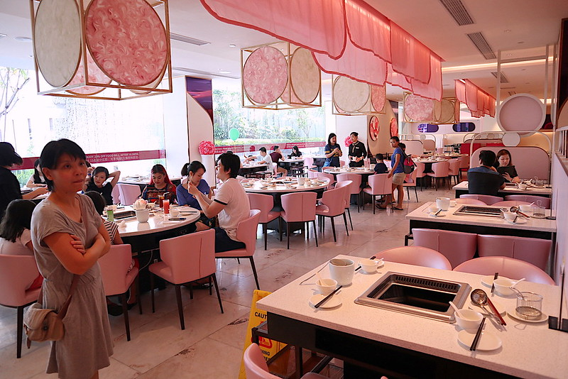 Beauty in a Pot has extended to the third floor of OneKM Mall