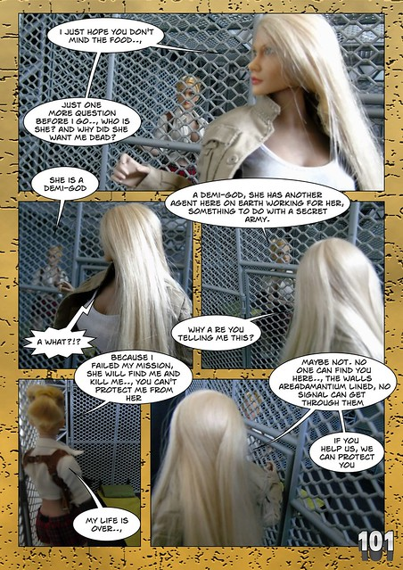 Bamcomix - An old face returns - Chapter Six - Showdown! 41715101052_c56be0e7f9_z