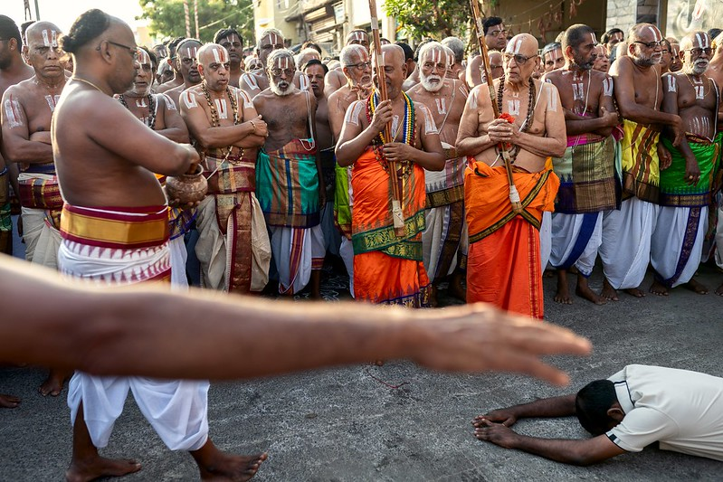 Triplicane Parthasarathy temple car festival