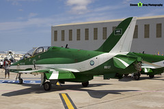 8807 - SA026 330 - Saudi Hawks - Royal Saudi Air Force - British Aerospace Hawk 65A - Luqa Malta 2017 - 170923 - Steven Gray - IMG_0043