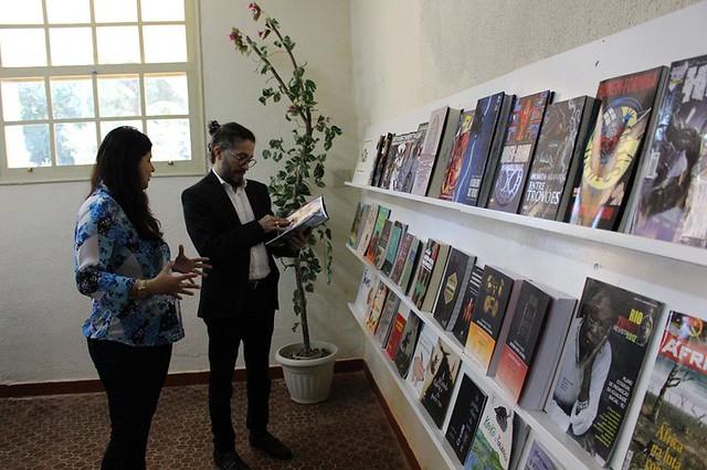 """Jean Wyllys visita o Campus Eng. Paulo de Frontin/IFRJ [4/5/18]"