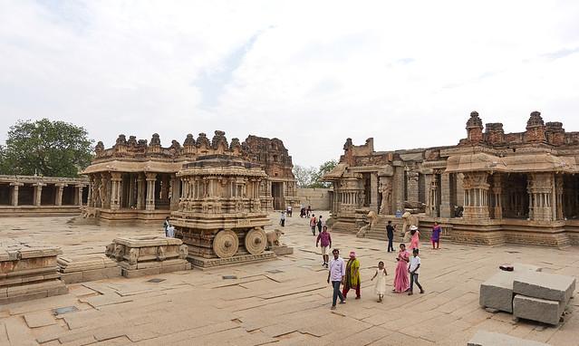 Vijaya Vittala Temple vista