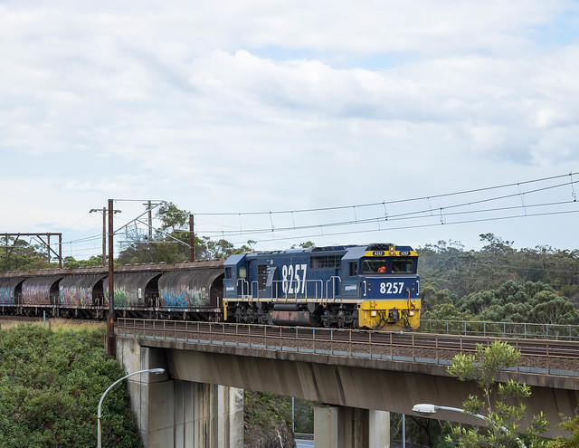 Pacific Nationals No.4128 'cement', Canon EOS 750D, Canon EF 24-105mm f/4L IS