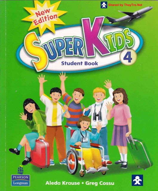 superkids 4 student book