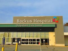 Backus Hospital (Norwich, Connecticut)