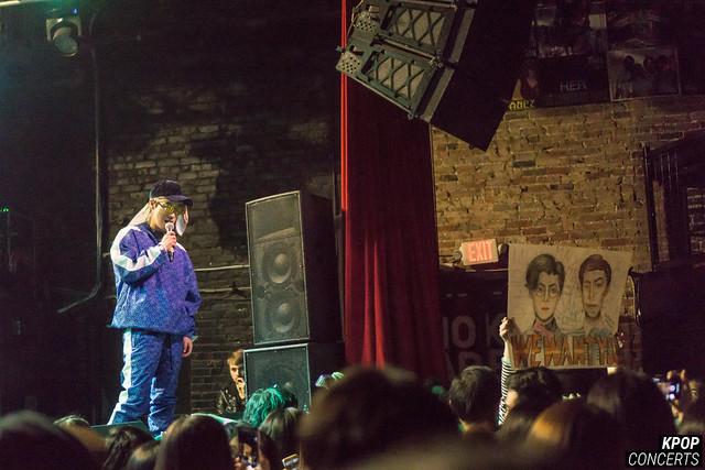 San E & Mad Clown 'We Want You' in Dallas