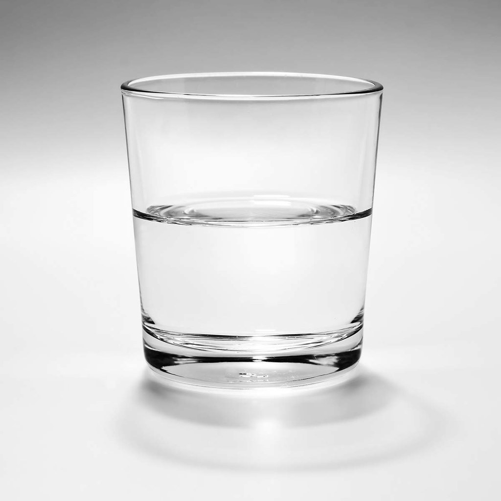 Glash Half Empty or Full?