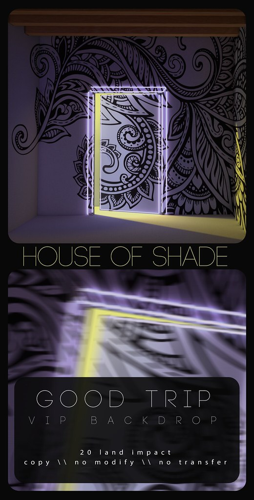 Group Gift - House of Shade - TeleportHub.com Live!