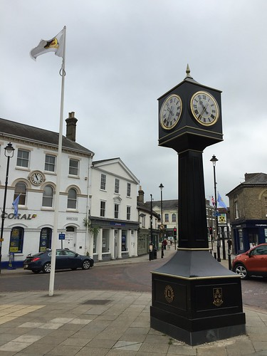 Stowmarket Town Clock