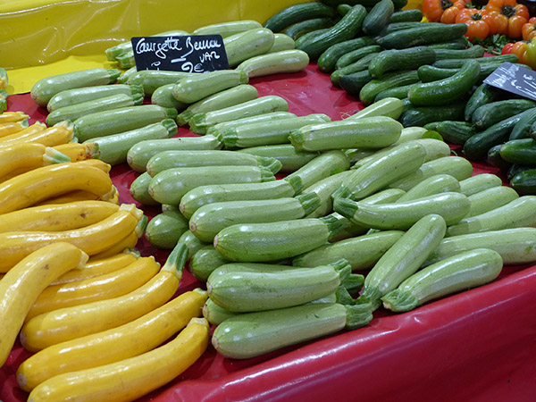 courgettes beurre