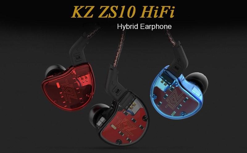 KZ ZS10 特徴 (1)