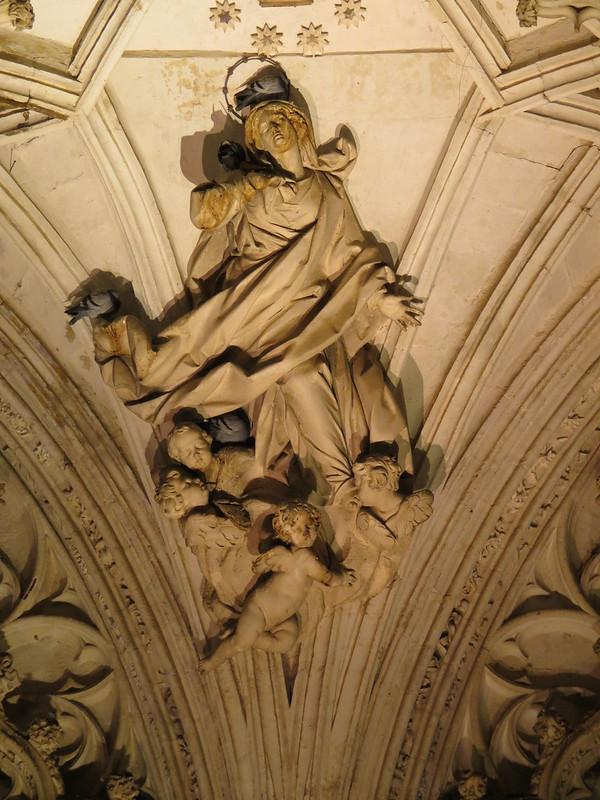 Catedral de Santa María de ToledoPuerta de los LeonesIMG_3196
