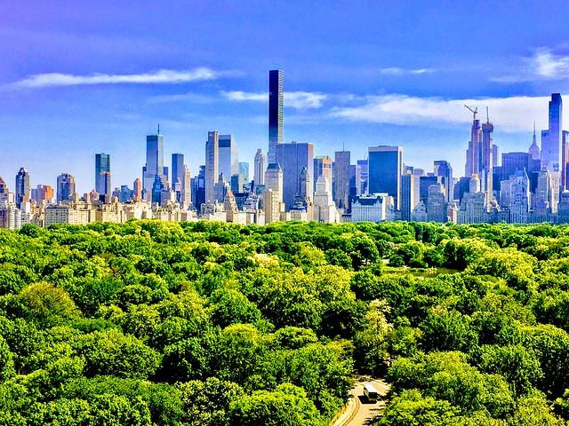 Manhattan Central Park May 2018