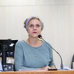 qui, 24/05/2018 - 14:32 - Vereadora: Cida Falabella Data: 24/05/2018Local: Plenário Camil Caram Foto: Karoline Barreto/CMBH