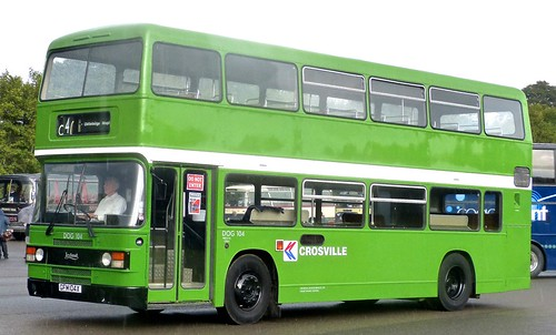 GFM 104X 'Crosville' No. DOG 104 Leyland Olympian ONLXB/1R / ECW on Dennis Basford's railsroadsrunways.blogspot.co.uk