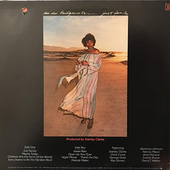 DEE DEE BRIDGEWATER:JUST FAMILY(JACKET B)