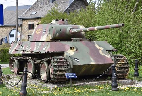 Grandmenil Ardennes Belgium 27th April 2018