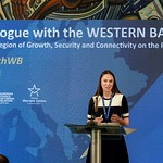 In Dialogue with the Western Balkans: Creating a Region of Growth, Security and Connectivity on the Path to Europe