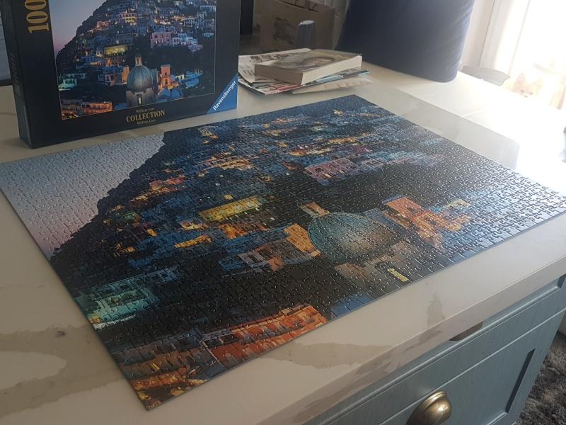 Positano puzzle